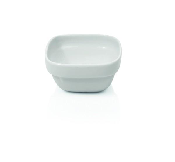 Schale, 0,22 ltr., 10 x 10 x 5,5 cm, Porzellan