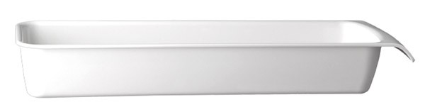 GN 2/4 Schale -CASCADE- 53 x 16,2 cm, H: 7,5 cm