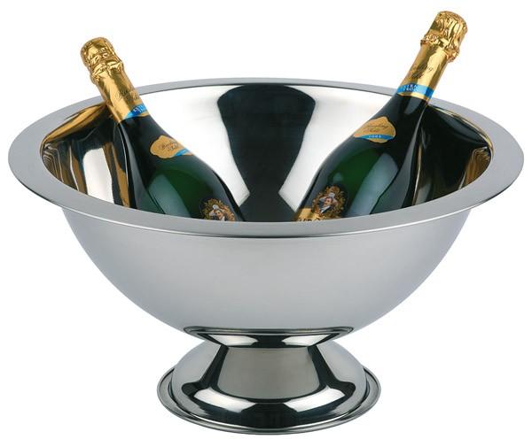 Champagnerkühler Ø 45 cm, H: 23 cm, 12 Liter