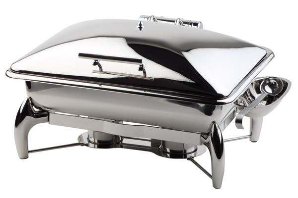 Chafing Dish -GLOBE- GN 1/1 66,5 x 44 cm, H: 34 cm