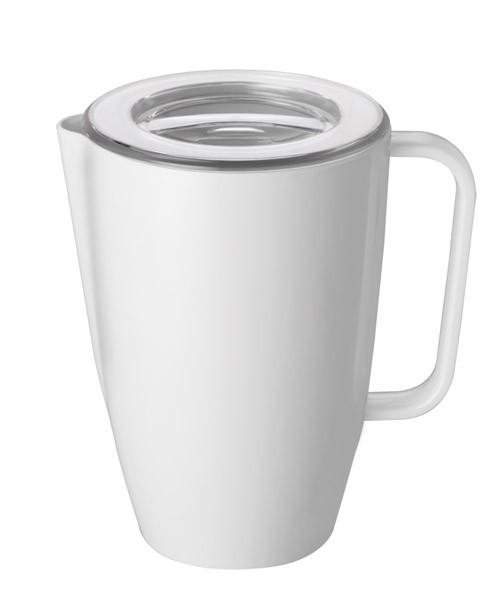 Kanne inklusive Deckel Ø 14 cm, H: 21 cm, 2 Liter
