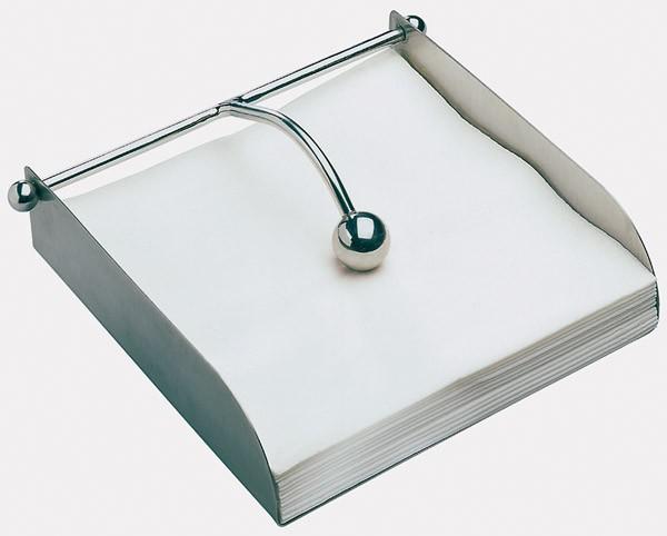 Serviettenhalter 17 x 17 cm, H: 5 cm