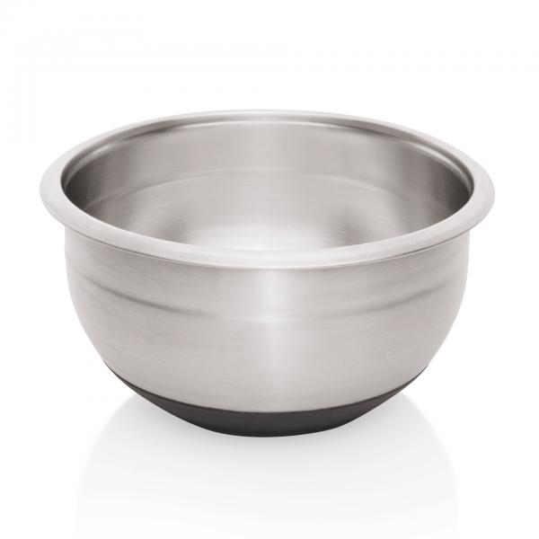 Küchenschüssel / Rührschüssel, CNS, 3,5 - 8 Liter wählbar, rutschfest