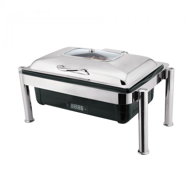 Elektro Chafing Dish GN 1/1, 67 x 46 x 37,5 cm,