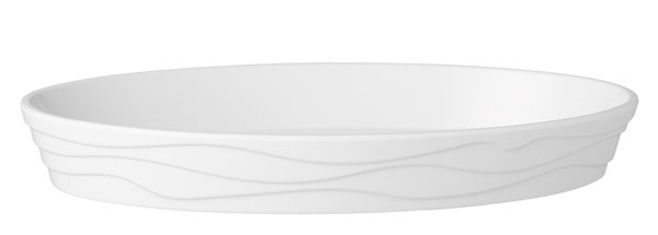 Schale, oval -CLASSIC WAVE-