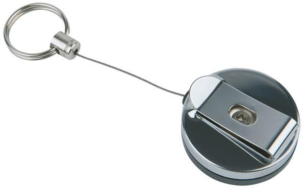 Schlüsselschnur, 2er Set Ø 4 cm, H: 2 cm
