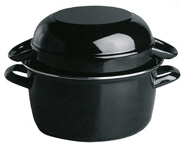 Servier-Muscheltopf für 0,5 kg
