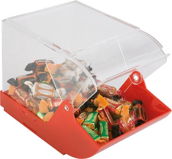 Universalbox, rot 23 x 14,5 cm, H: 15 cm