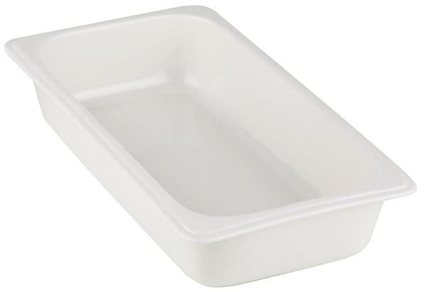GN 1/3 Behälter 32,5 x 17,6 cm, H: 6 cm