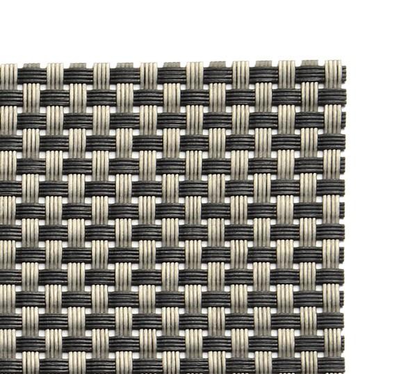 Tischset - silbergrau 45 x 33 cm