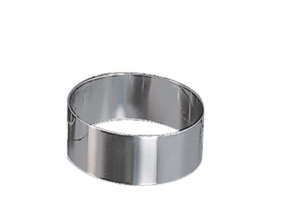 Tortenring Ø 16,5 - 32 cm, H: 7 cm
