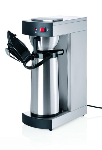 Kaffeemaschine mit 1 Thermo-Pumpkanne à 2,2 ltr., Kapazität ca. 100 Tassen/Std.