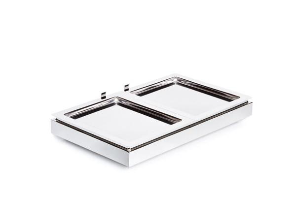 Cool Plates Set 3 53 x 32,5 cm, H: 8,5 cm