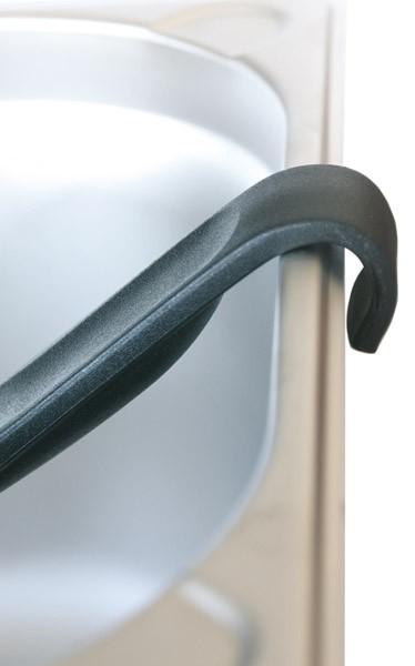 Servierlöffel gelocht Länge ca. 34 cm