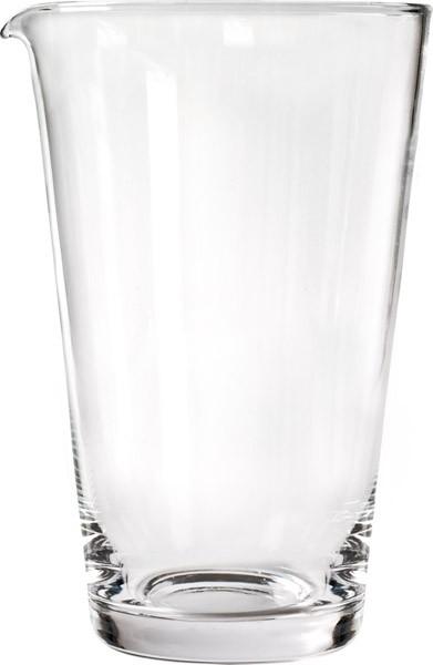 Rührglas mit Lippe Ø 11,5 cm, H: 19 cm, 1 Liter