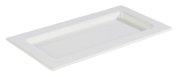 GN 1/3 Tablett -FRAMES- 32,5 x 17,6 cm, H: 2 cm
