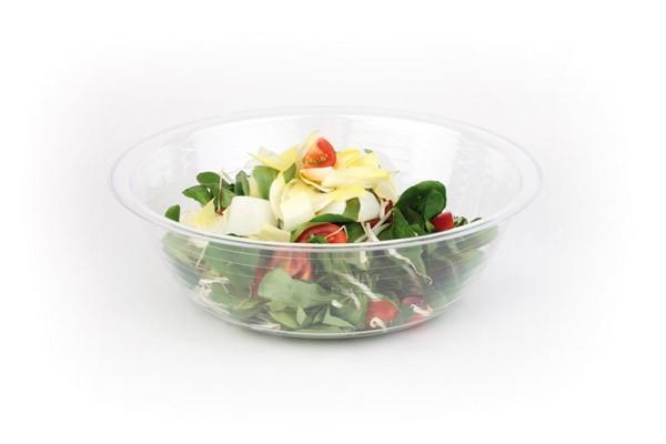 Salatschüssel -glasklar-