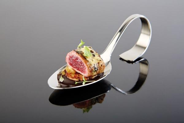 Gourmet-Löffel -CLASSIC- Länge: 13,5 cm
