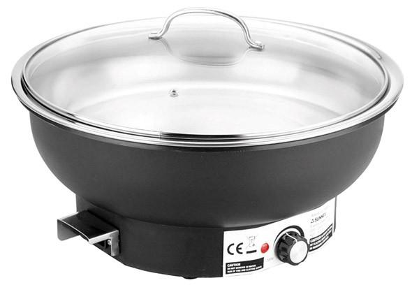 Elektro-Chafing Dish -ECO- Ø 36 cm, H: 25 cm, 6,8 Liter