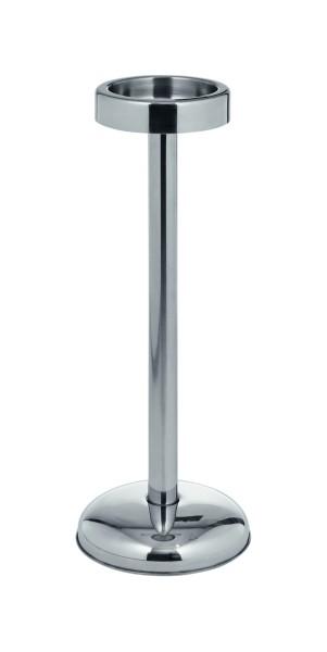 Flaschenkühlerständer, Ständer, 70 cm Höhe, CNS, passend für unsere Flaschenkühler