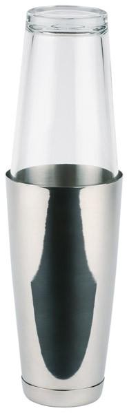 Boston Shaker, 2-teiliges Set - Edelstahlbecher, 700 ml