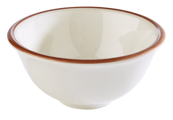 "Schale ""LAGOON"" aus Melamin, stapelbar / Inhalt: 0,1 ltr. Ø 9,5 cm, Höhe: 4,5 cm"