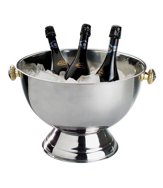 Champagnerkühler Ø 42 cm, H: 28 cm, 20 Liter