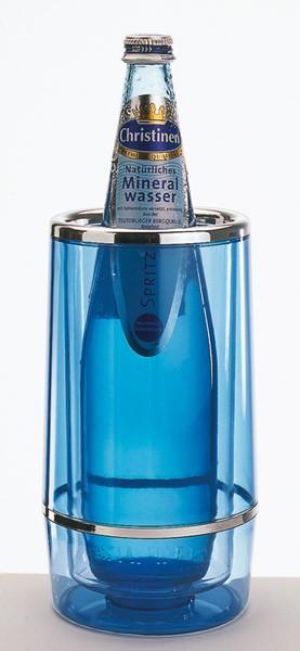 Flaschenkühler außen Ø 12 cm, H: 23 cm