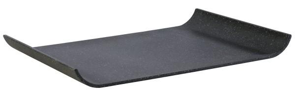 Tablett -FRIDA STONE- 35,5 x 26 cm, H: 3 cm