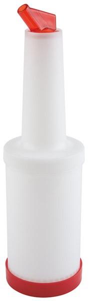 Dosier-/Vorratsflasche, gelb