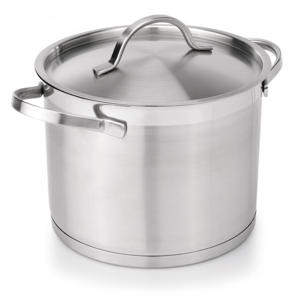Suppentopf mit Deckel, Ø 24 cm, 8,0 ltr.