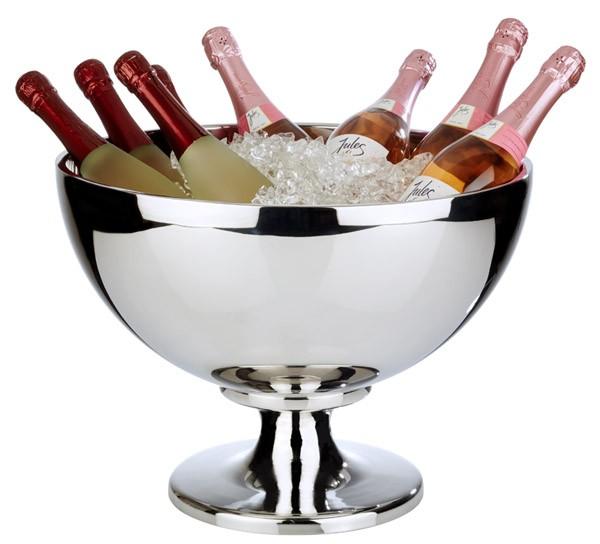 Champagnerkühler -CHAMPION- Ø 44 cm, H: 32 cm, 15 Liter