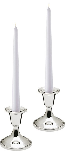 Kerzenleuchter, 2er Set Ø 6 cm, H: 7 cm