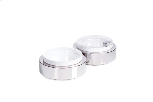 Bowl Box L - rund Ø 26,5 cm, H: 8,5 cm