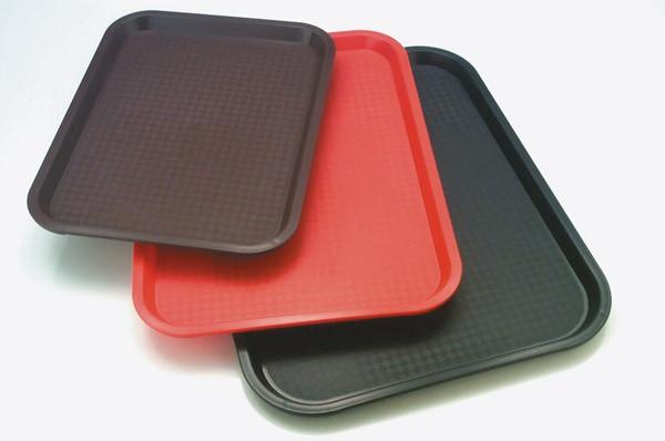 Fast Food-Tablett