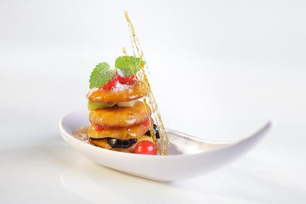 Fingerfood-Löffel -BOAT- 14,5 x 4,5 cm, H: 4,5 cm