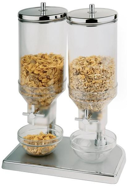 Cerealienspender -FRESH+EASY- 22 x 35 cm, H: 52 cm