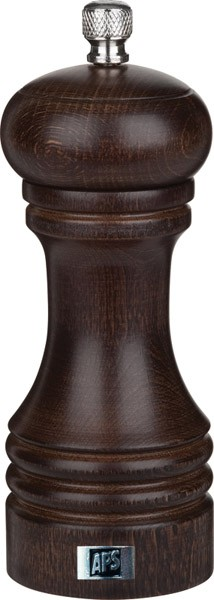 Salzmühle -PROFESSIONAL- Ø 5,5 cm, H: 15 cm