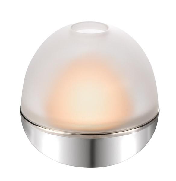 Windlicht -BALL- Ø 12 cm, H: 11,5 cm