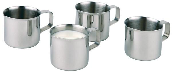 Milchkännchen, 4er Set Ø 3,6 cm, H: 3,5 cm