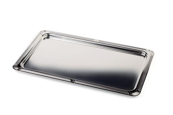 GN 1/2 Tablett -PROFI LINE- 32,5 x 26,5 cm, H: 1,5 cm