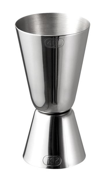 Barmaß Ø 4,5 / 4 cm, H: 8,5 cm