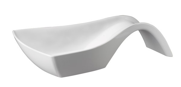 Schale -BIG WAVE- 33 x 24 cm, H: 8,5 cm