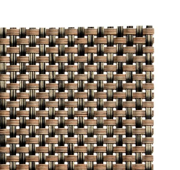 Servietten- und Bestecktaschen 24 x 9 cm, beige, braun