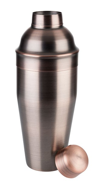 Shaker -CLASSIC- Ø 9 cm, H: 23 cm, 0,7 Liter