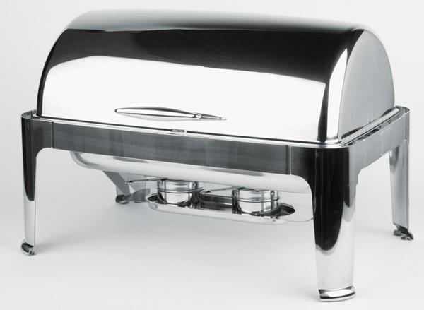 Rolltop-Chafing Dish -ELITE- 67 x 47 cm, H: 45 cm