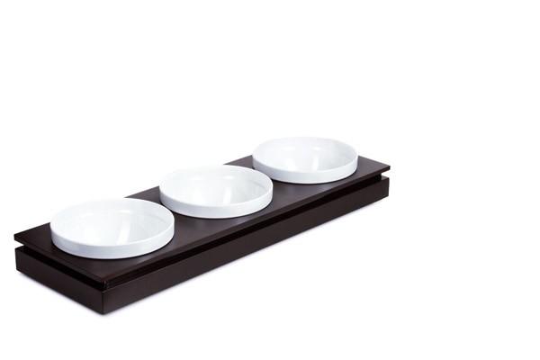 Bowl Board L Set 1 79,5 x 26,5 cm, H: 8,5 cm