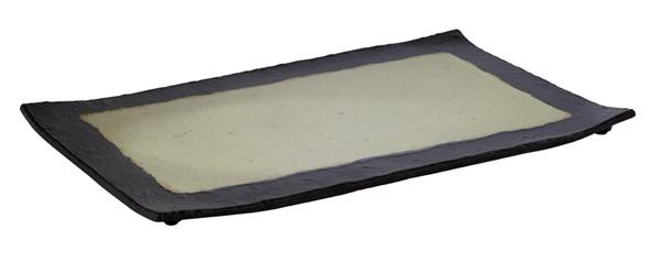 """GN Tablett """"JADE"""" aus Melamin mit Antirutschfüßchen (GN 1/1, 1/2, 1/3 oder 2/4 wählbar)"""