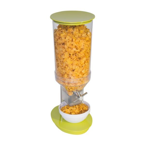 Cerealienspender 24 x 17,5 cm, H: 49,5 cm