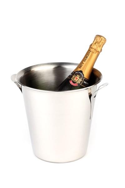 Wein- / Sektkühler Ø 21 cm, H: 21 cm, 3,5 Liter